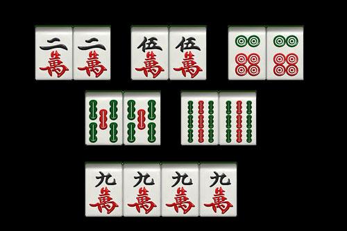 麻将游戏中豪华指的是什么