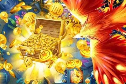 捕魚游戲怎么贏金幣
