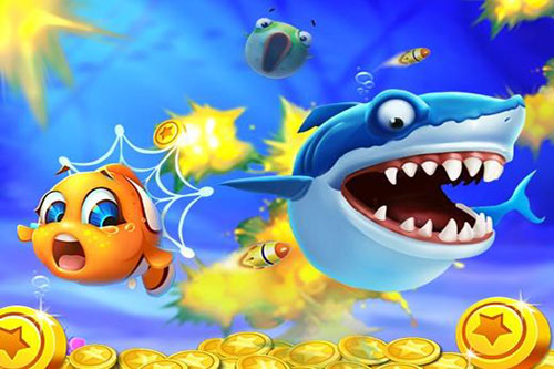 游戏厅打鱼赢的技巧